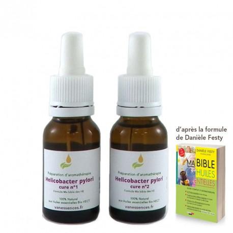 Helicobacter pylori traitement naturel  - Synergies voie orale 100% bio et naturel
