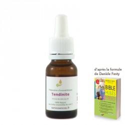 Traitement tendinite aux huiles essentielles bio par voie orale