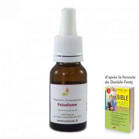 Paludisme - Synergie par voie orale 100% naturel aux huiles essentielles bio