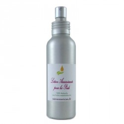 Solution pour la transpiration excessive des pieds, traitement naturel aux huiles essentielles bio.