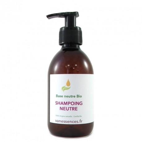 Shampoing naturel bio. Base shampoing neutre Bio pour tous les cheveux