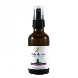 Soin visage homme Bio Purifiant 100% naturel aux huiles essentielles