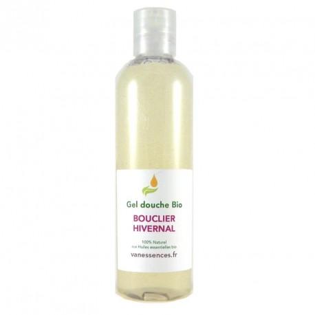 Gel douche naturel Bouclier hivernal aux huiles essentielles bio