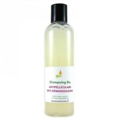 Shampoing antipelliculaire Bio naturel aux huiles essentielles