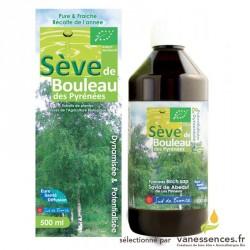 Sève de Bouleau bio fraîche - 100% naturelle et détox dynamisée aux bourgeons