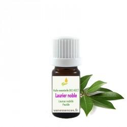 Laurier noble Laurus nobilis - Huile essentielle BIO HECT