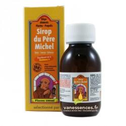 Le sirop du Père Michel 100% naturel efficace pour le mal de gorge