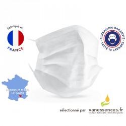 Masque lavable et réutilisable UNS Type 1 Homologué Français