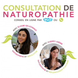 Consultation de naturopathie - Naturopathe en ligne