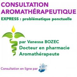 Consultation aromathérapeutique Express