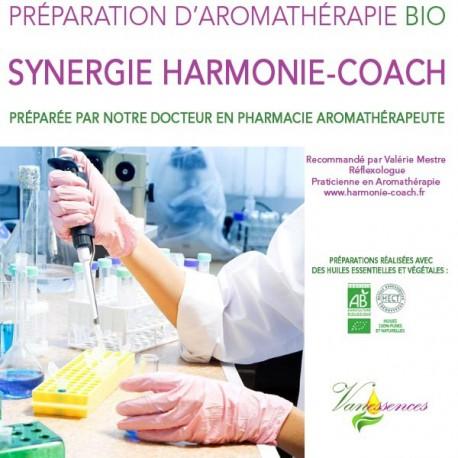Détox acidité corps Synergie Harmonie coach 10ml