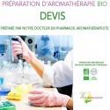 Devis Catherine C. Préparation de phytothérapie bio