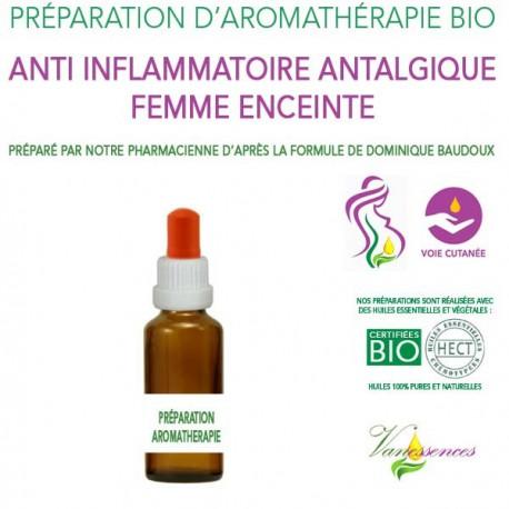 ANTI INFLAMMATOIRE ANTALGIQUE pour FEMME ENCEINTE