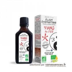 Elixir énergétique Yang du Feu n°2 - Médecine traditionnelle chinoise