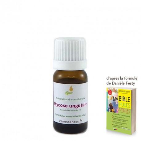 Mycose ongle pied unguéale traitement naturel efficace aux huiles essentielles BIO HECT