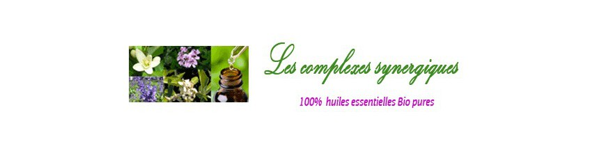 Synergies d'huiles essentielles Bio HECT