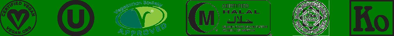 certifications gélules végétales vides acido résistantes