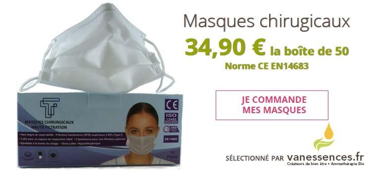 Masques chirurgicaux